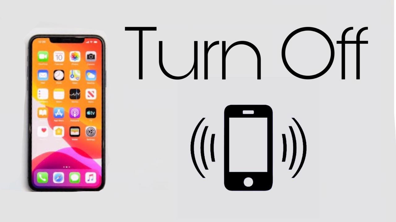 How to turn off Vibration iPhone iOS 13
