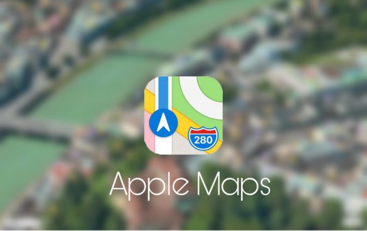 How to get Satellite View on Apple Maps iPhone