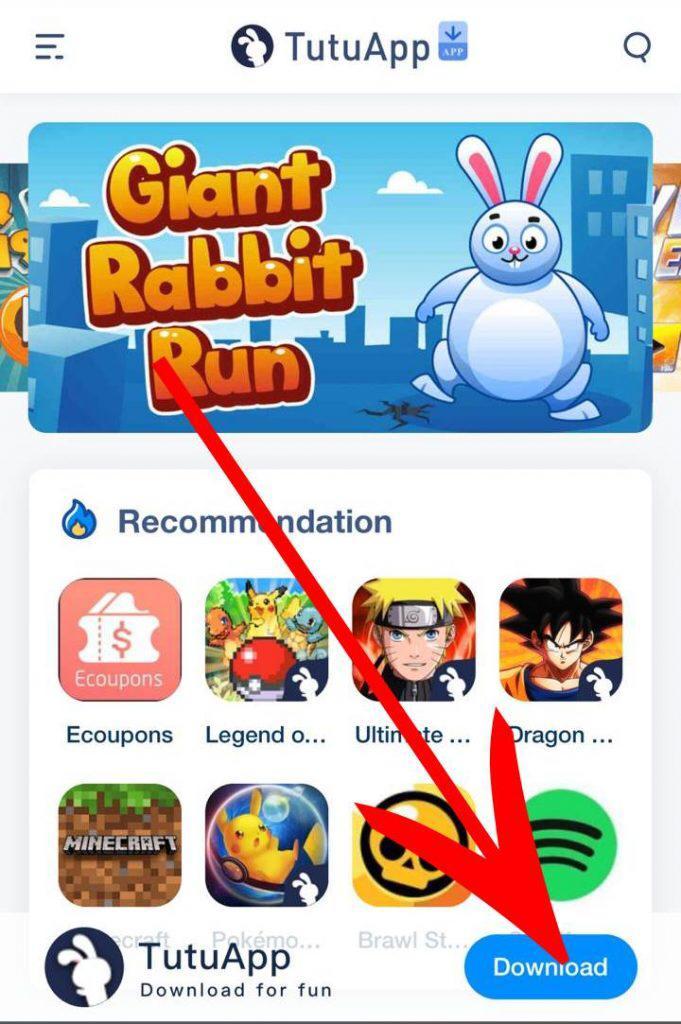 Tutuapp Android